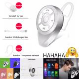 Review Original Headset Mini Wireless Bluetooth 4 1 Moloke D2 Stereo In Ear Earphone Headphone Headset For Smart Phone Android Ios Putih Original