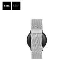 Original HOCO Magnetic Closure Milanese Loop Watch Band For Huami AMAZFIT Sports Smart Watch Stainless Steel Strap Wristband - intl