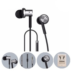 Original Hybrid | Pro HD Earphone In-Ear Mi Piston HiFi HeadsetWith Mic Music Player Sound Quality mi fones de ouvido