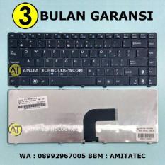 Keyboard Laptop ORIGINAL Asus A43S SOCKET BENGKOK