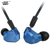 Promo Original Kz Zs5 2Dd 2Ba Hybrid In Ear Earphone Hifi Dj Monito Running Sport Earphone Earplug Headset Earbud With Mic Intl Akhir Tahun