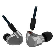 Ulasan Lengkap Tentang Asli Kz Zs5 Hi Fi Earphone 2Dd 2Ba Hybrid Di Telinga Dj Monito Super Bass Earplug Headset Stereo Surround Earbud Untuk Iphone Tanpa Mikrofon Abu Abu Intl