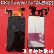 Beli Asli Lcd Digitizer Layar Untuk Moto X Style Xt1572 Lcd Layar Sentuh Panel Lengkap Penggantian Bagian Diuji Qc Intl Online Tiongkok