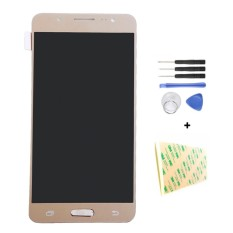 Asli Layar LCD Touch Screen Digitizer Assembly untuk Samsung Galaxy J510FN J510F J510G J510Y J510 J5 2016-Intl