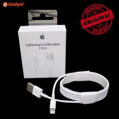 Harga Kabel Charger Iphone Original Lightning To Usb Cable Kabel Data Asli Kabel Cas Apple Iphone 6 6S 6 Plus 6 7 7 Plus 7 Merk No Brand
