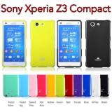 Toko Original Mercury Goospery Jelly Glitter Case Sony Xperia Z3 Compact Z3 Mini Lengkap Dki Jakarta