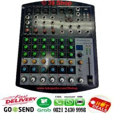 ORIGINAL  Mixer Audio Soundcraft EFX 8/4 USB BLACK Edition Sound Mixer