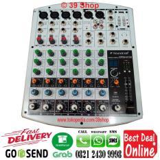 ORIGINAL  Mixer Audio Soundcraft EFX 8/4 USB WHITE Edition Sound Mixer