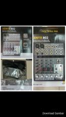 ORIGINAL  Mixer Behringer XENYX 802 ( 6 channel )