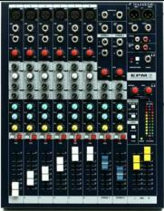 ORIGINAL  Mixer Soundcraft EPM6 ( 6 channel )  ORIGINAL