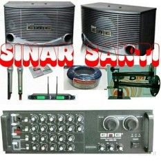 ORIGINAL  Murah Paket Sound System BMB ( ORIGINAL )Speaker 10 inch