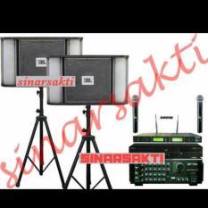 ORIGINAL Murah Paket Sound System BMB+JBL+DVD Karaoke ( ORIGINAL )