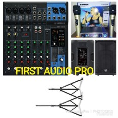 ORIGINAL Murah Paket Sound System Outdoor YAMAHA ( 15 inch 1000 watt ) ORIGINAL