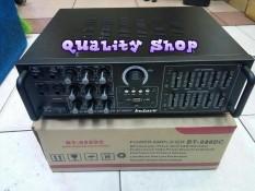 ORIGINAL  MURAH!!!! power mixer 4 channel betavo bt-988DC ( sudah ada power )