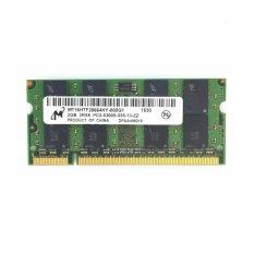 Asli Merek Baru DDR2 2 GB 667 MHz PC2-5300 untuk Laptop RAM Memori-Intl