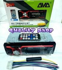 ORIGINAL  PALING MURAH!!! tape mobil AVA BLUETOOH USB SD dan RADIO ( 50X4 watt)