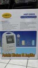 ORIGINAL Portable wireless meeting KREZT HDT 9909