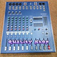 ORIGINAL  Power mixer yamaha mg8-4 usb 8 channel 900 watt