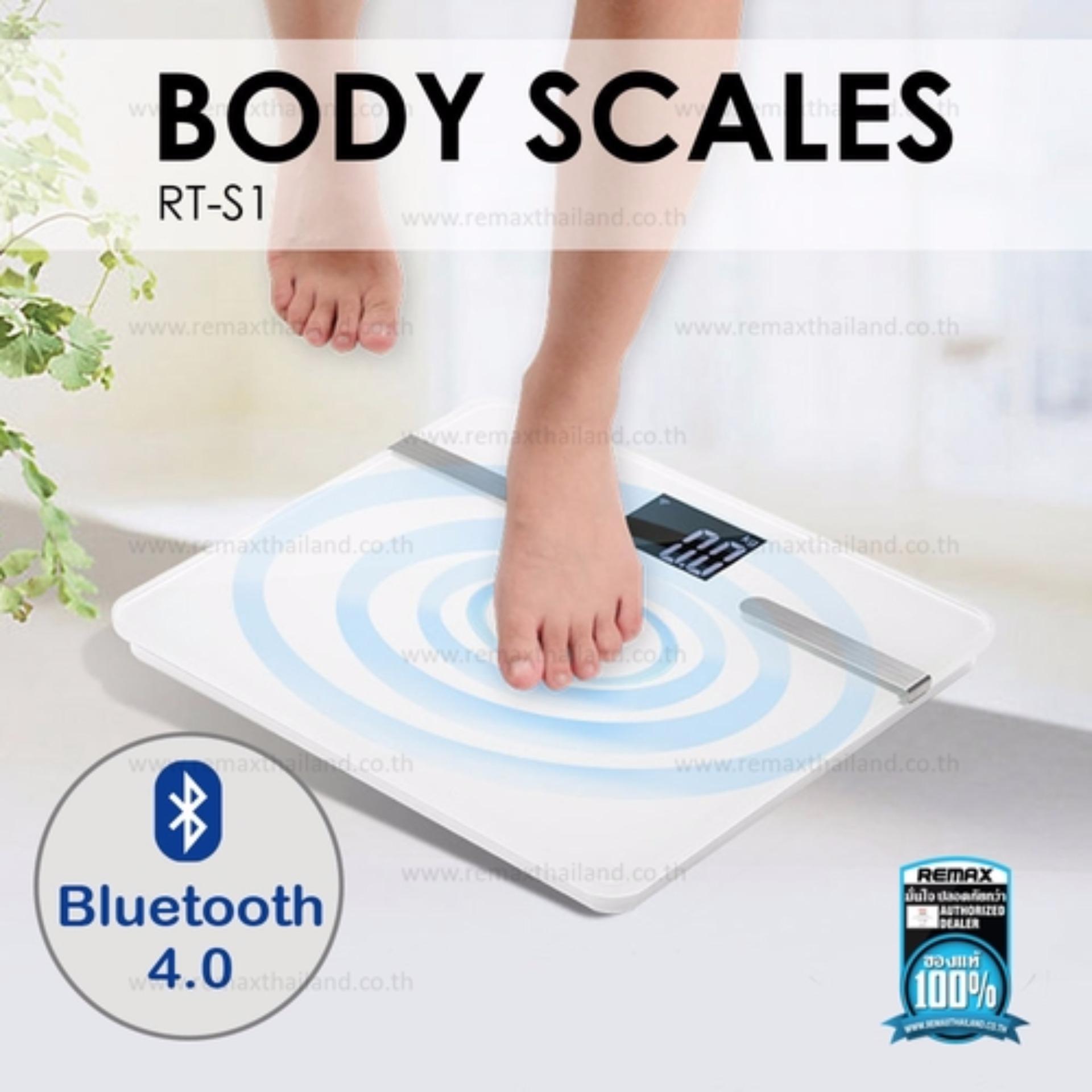 Jual Original Remax Digital Body Scale Rt S1 Timbangan Badan Digital Remax Rt S1 Import