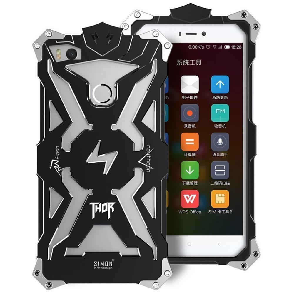 For Xiaomi Redmi Note3 Original Design Armor Metal Frame Thor Source · Simon Asli Desain Logam Aluminium Anti Knock Armor Thor Series Pelindung untuk Xiaomi ...