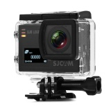 Miliki Segera Original Sjcam Sj6 Legend 4K Wifi Action Camera Dual Screen Novatek Ntk96660 Chipset 166 Degree Fov Intl