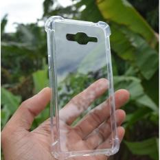 Original Softcase Anti Crack Elegan For Samsung Galaxy J1 Ace - Bening