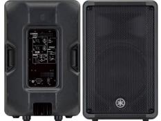 ORIGINAL  Speaker Aktif Yamaha DBR 15 ( 15 inch ) ORIGINAL ( 1000 watt )