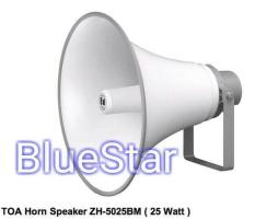 ORIGINAL  Speaker Horn Corong Toa ZH 5025BM ORIGINAL 25 watt