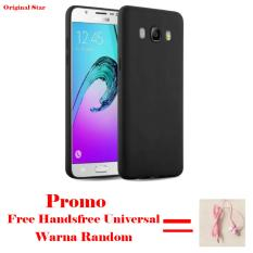 Original Star Silikon Case Anti Minyak For Samasung Galaxy J2 Prime Free Headset Universal