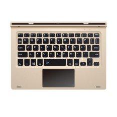 Harga Asli Teclast Keyboard 10 1 Inci Ultra Slim Multimodal Rotary Poros Keyboard Magnetik Catche Docking Tablet Pc Stand Dengan Usb Port Untuk Teclast Tbook 10 S Tablet Pc Emas Intl Yang Murah Dan Bagus