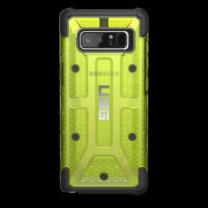Original UAG Plasma Series Casing Samsung Galaxy Note 8 - Citron
