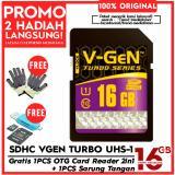 Spesifikasi Original V Gen Sd Card 16Gb Class 10 Turbo Series Free Otg Card Reader Micro Sd Sdhc Sarung Tangan Anti Panas Dan Harga
