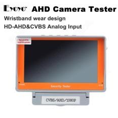 Harga Asli Wristband 5 Lcd Ahd 1080 P Kamera Cctv Penguji Tampilan Monitor Test Dc 12 V Output Intl Yang Murah Dan Bagus