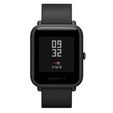 Asli Xiaomi Amazfit GPS Bluetooth 4.0 Baro IP68 Tahan Air Smartwatch Abu-abu-Intl