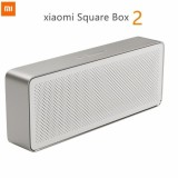 Toko Original Xiaomi Mi Bluetooth Speaker Square Box 2 Stereo Portable Bluetooth 4 2 High Definition Sound Quality 10Hours Play Music With Aux Terlengkap Di Indonesia