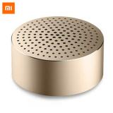 Promo Asli Xiaomi Mi Bluetooth V4 Speaker Portabel 45 Champagne Gold 45 Internasional Xiaomi
