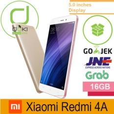 ORIGINAL - Xiaomi Redmi 4A 2GB / 16GB Snapdragon 425 + Garansi 1 Tahun