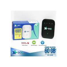 ORIGINAL..MiFi 4G Modem Wifi XL Go Movimax MV003 Gratis XL 60GB