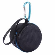 Toko Portable Perjalanan Membawa Menangani Eva Wadah Casing Pemegang Zipper Pouch Untuk Anker Sound Core Mini Super Portable Bluetooth Speaker Intl Online