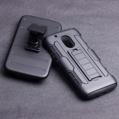 Oscar Menyimpan Ponsel Terbaru Teknologi Kapal Gratis Perlindungan Tugas Berat Soft Case Guard Cover Kulit untuk Motorola MOTO G4 Play PHONE-Intl