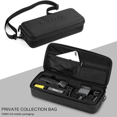 Osmo Mobile Case Basstop Portable Storage Eva Hard Carryprotective Case Bag For Dji Osmo Mobile Handheld Gimbal Steadygrip Bat Intl Asli