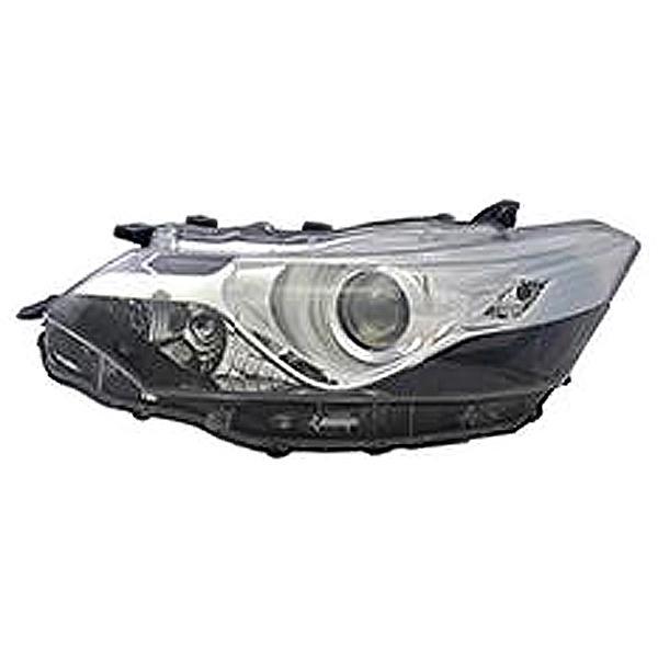 OTOmobil Headlights SU-TY-20-E466-05-2B Toyota Vios 2013 Chrome Lampu Depan