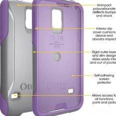 Otterbox Case Commuter Series untuk Samsung Galaxy Note 5 - Purple Amethyst