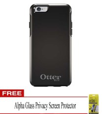 Otterbox Symmetry Series Limited Edition for  Iphone 6 + Gratis Alpha Glass Privacy Screen Protector