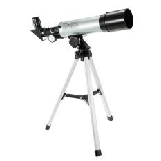 Outdoor HD 90X Teleskop Pembesar 360X50 Mm Bias Teleskop Ruang Astronomi Bermata Perjalanan Spotting Scope dengan Tripod-Intl