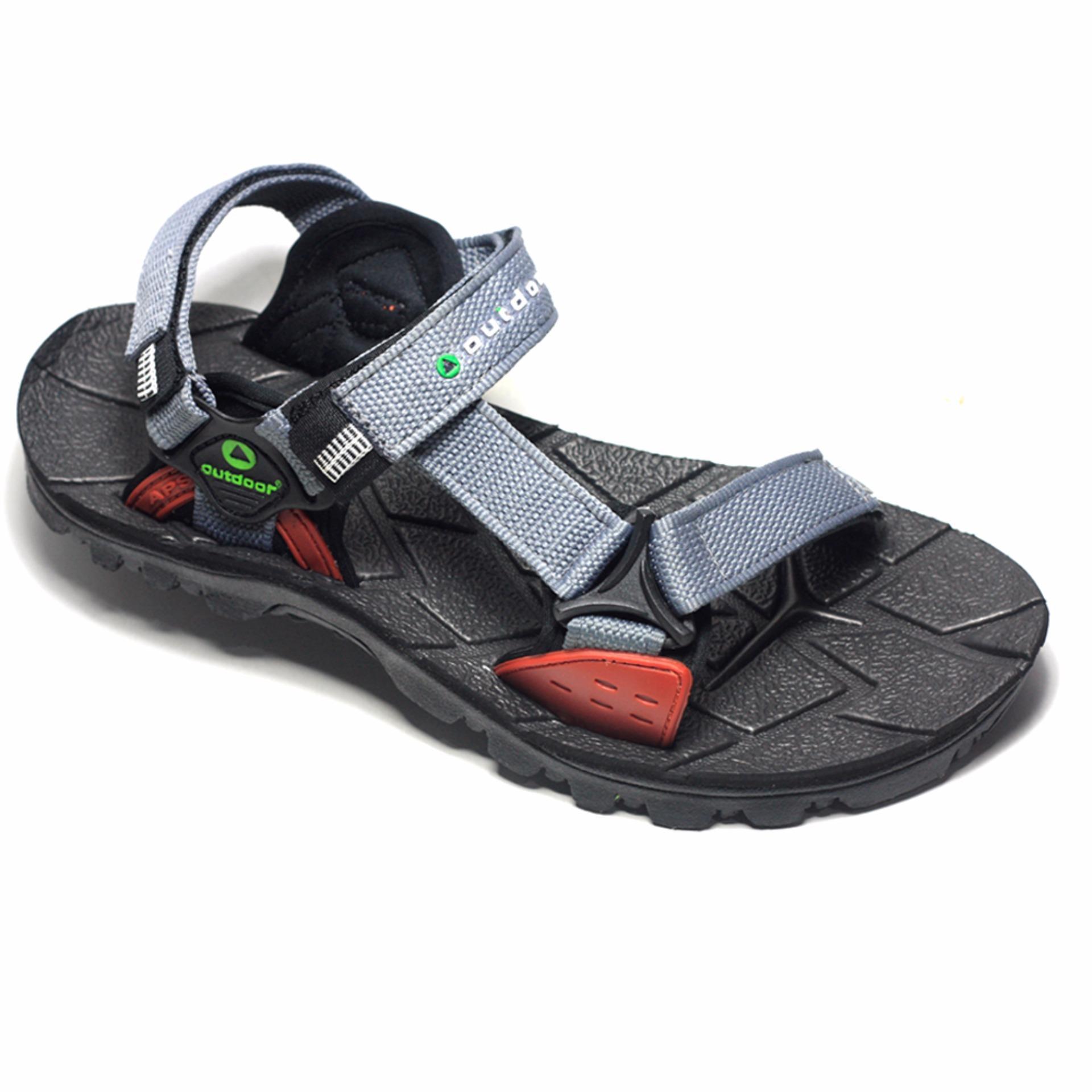 Model Outdoor Sandal Gunung Magma Grey Sandal Outdoor Pro Sandal Pria Terbaru