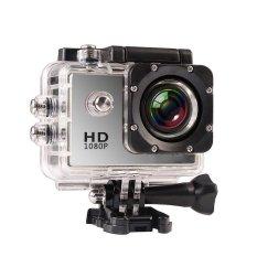 Kolam Olahraga Mini Kamera 1080 P Full HD DV Olahraga Action Camera Sepeda Helm Video Cam 30 M Pergi Tahan Air Pro Kasus Ritel Box-Intl