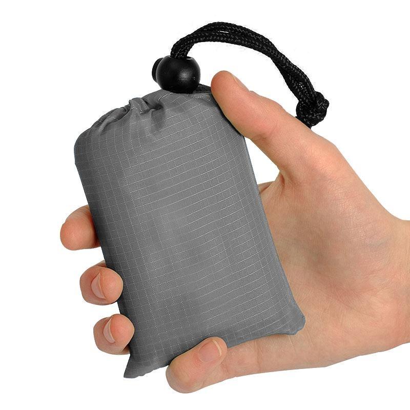 Spesifikasi Outdoor Travel Camping Folding Piknik Tikar Serbaguna Portable Saku Tahan Air Beach Mat Dengan Tas Penyimpanan Intl Murah