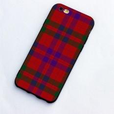OUTLANDER TARTAN FRASER Fashion Telepon Genggam Soft Case Berkualitas Tinggi untuk Apple IPhone 6 Plus/6 S Plus-Intl