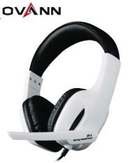 Ovann Professional Super Bass Over-Ear Gaming Headset - intl